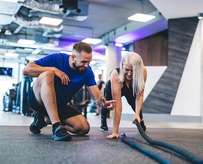 Personal Training fără obstacole