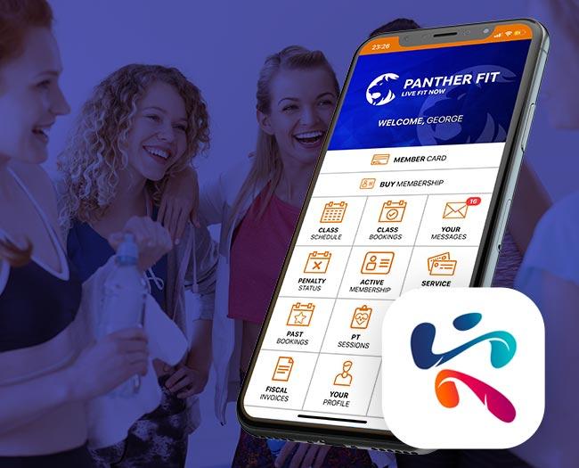 Aplicație de mobil pentru membrii sălii tale de fitness