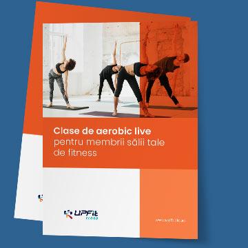 Dorești să oferi clase de aerobic live, dar nu știi cum să faci asta?
