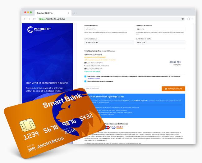 Vinde servicii online mai simplu, direct din contul de membru