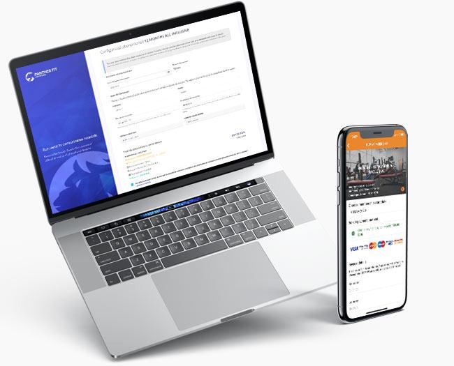 Plățile online oferă flexibilitate pentru tine și membrii tăi