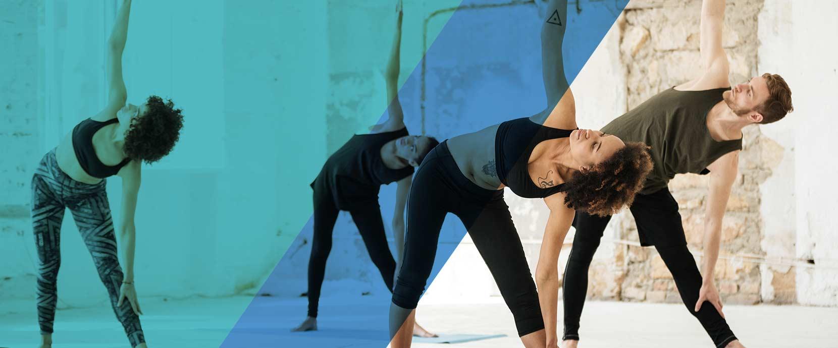 Clase de aerobic live pentru cât mai mulți membri noi, indiferent unde se află