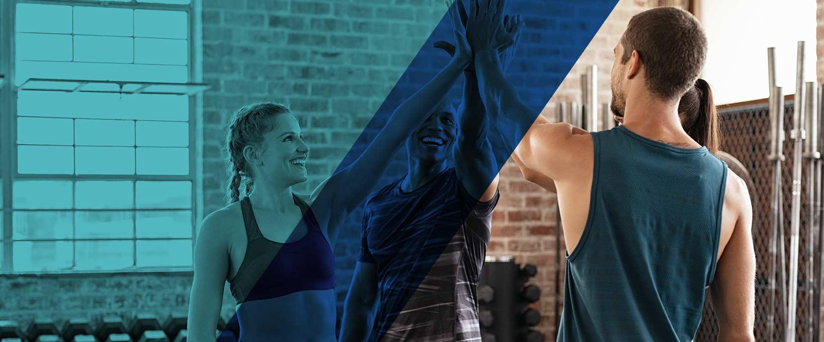 Cont online dedicat membrilor sălii de fitness