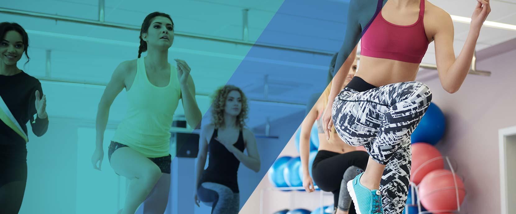 Toate funcționalitățile de care are nevoie sala ta de aerobic