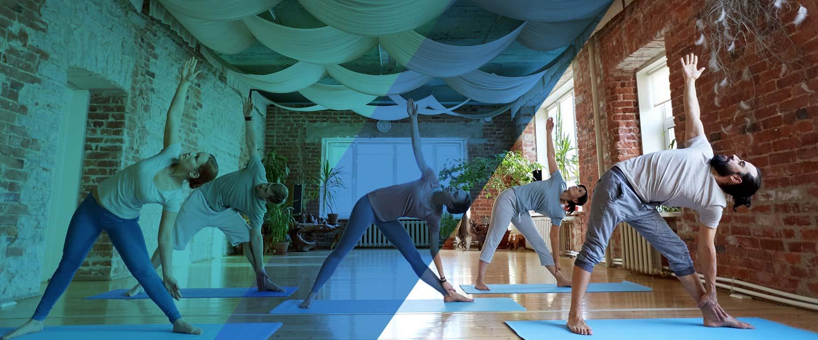 Soluția completă pentru studioul tău de yoga