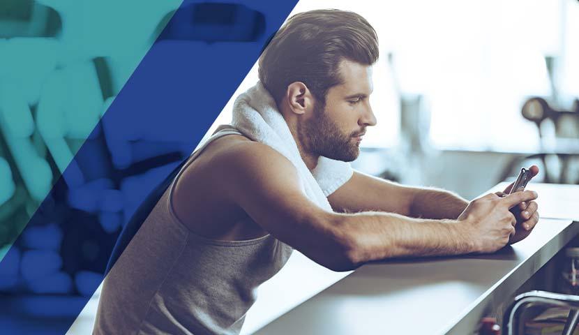 Cum să ții legătura cu membrii sălii de fitness prin SMS