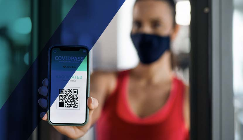Cum să implementezi scanarea certificatelor COVID la sala de fitness