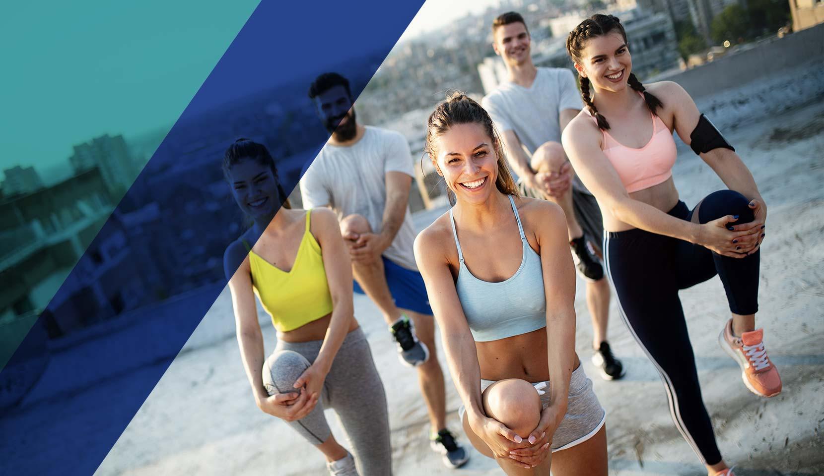 Cum să organizezi clase de group fitness în aer liber