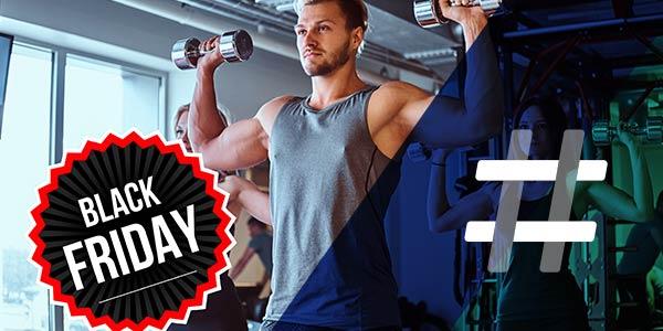7 idei de campanii de Black Friday pentru sala ta de fitness