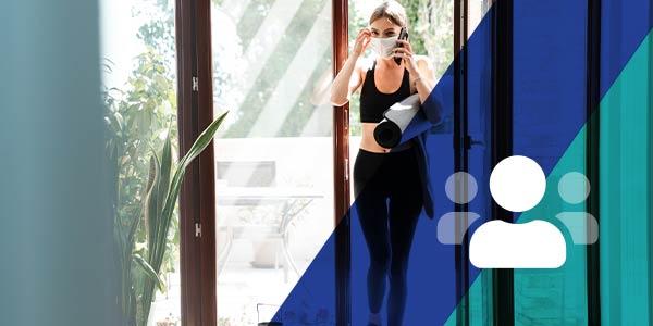 Cum să determini membrii să respecte normele COVID-19 la sala de fitness