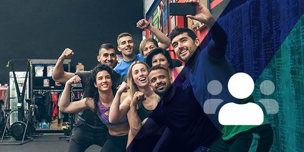 De ce să faci poze de profil membrilor sălii tale de fitness