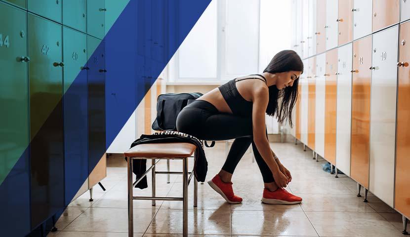 Modalități de gestiune a dulapurilor de vestiar din sala ta de fitness