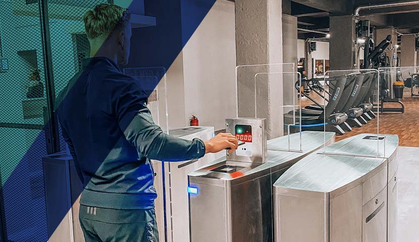 Cum arată cea mai nouă sală de fitness complet automatizată din România