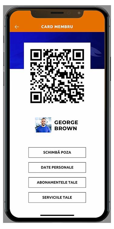 card digital aplicatie mobil