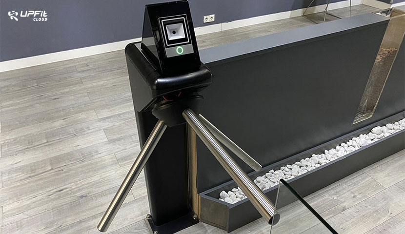turnichet sala fitness